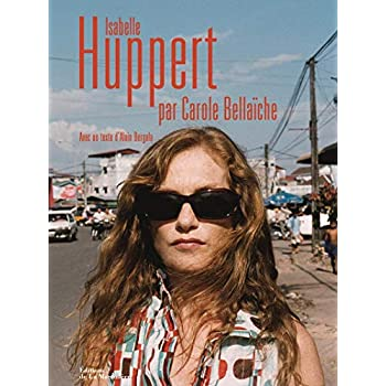 Isabelle Huppert par carole Bellaïche