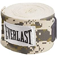 Everlast Adults box item 1300005, 180 hand wraps Camo, 108, 057163 99005