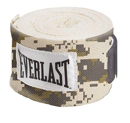 Everlast Erwachsene Boxartikel 1300005 180 Handwraps Boxen-Sandsackzubehör, Camo, One Size