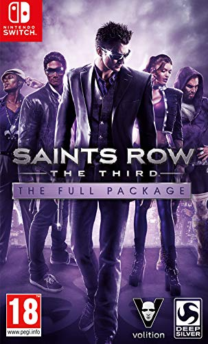 Pack: Saints Row: The Thi