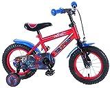 Marvel Spiderman Vélo pour enfant 12'Les garçons Vélo 41254de très grande qualité ch