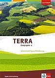 TERRA Geographie 6. Ausgabe Baden-Württemberg: Arbeitsheft Sprachförderung Klasse 6 (TERRA Geographie. Ausgabe für Baden-Württemberg ab 2016) -
