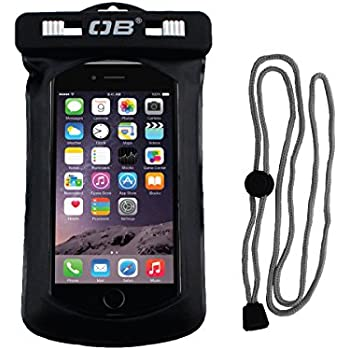 new product 06df8 3e906 OverBoard Waterproof Phone Case for iPhone 8 / 7 /6s / 6 , Samsung Galaxy  S6, Samsung Note Series and Other Smartphones up to 4.7 Inches