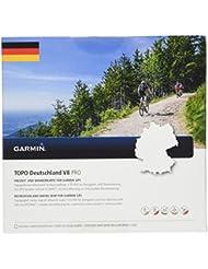 Garmin Topo Deutschland V8 Topografische Vektorkarte, Mehrfarbig, Uni