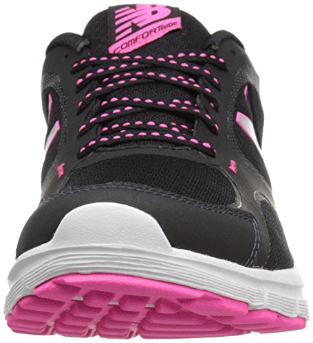 New Balance Women's 543v1 Running Shoe Black/Amp Pink