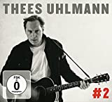 Thees Uhlmann: #2 (2CD+Bonus DVD im Digipack / exklusiv bei Amazon.de) (Audio CD)