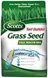 The Scotts Co. 18320 Turf Builder Tall Fescue Mix-3LB TB TALL FESCUE GRASS - Best Reviews Guide