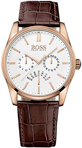 Hugo Boss Black Heritage Mens Chronograph Watch 1513125