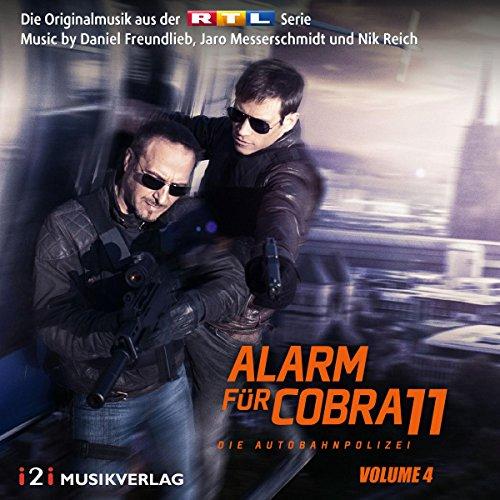 Alarm für Cobra 11, Vol. 4 (Die Originalmusik aus der RTL Serie)