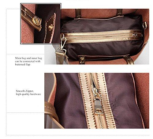 YX&FD ,  Damen Tasche rot