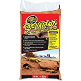 Zoo Med Excavator Clay Burrowing Substrat pour Reptile/Amphibien 4,5 kg