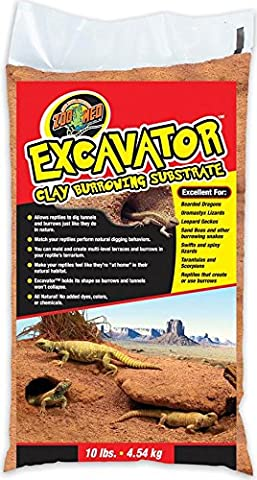 Zoo Med XR-10 Excavator Clay Substrate, 4.5