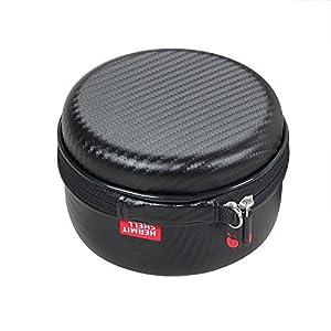 Für LectroFan Fan Schlafhilfe Geräusch und Weißes Rauschen Maschine EVA Hard Tasche Schutz hülle Etui Tragetasche Beutel von Hermitshell