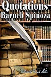 Quotations by Baruch Spinoza