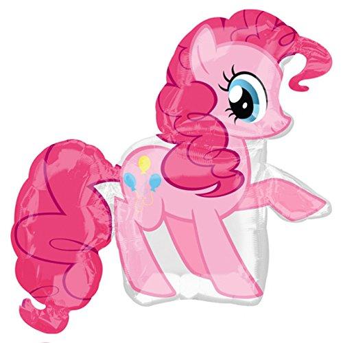 amscan 3484301 My Little Pony Folienballon Pinkie Pie