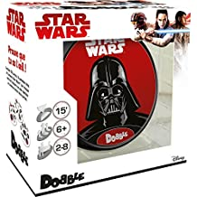 Asmodee - DOBSW02FR - Dobble Star Wars Edition 2017