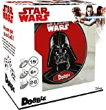 Asmodee - DOBSW02FR - Dobble Kartenspiel, Star Wars Edition 2017 (französische Version)