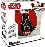 Asmodee-DOBSW02FR-Dobble Kartenspiel, Star Wars Edition 2017 (französische Version)