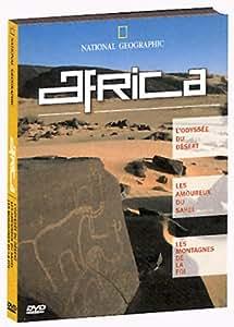 National Geographic : Africa - Vol.1 : L'Odyssée du désert / Les Amoureux du Sahel / Les Montagnes de la foi