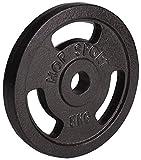 Hop-Sport 20 kg Hantelscheiben 4 x 5 kg Guss Gewichte 30mm