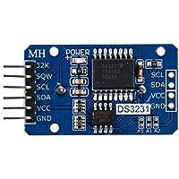 SODIAL(R) Modulo I2C Tiny DS3231 AT24C32 Precision Tiempo real modulo de reloj para Arduino