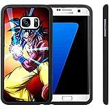 Etui Samsung Galaxy S7 Edge Coque Anime Manga Goku Samsung Galaxy S7 Edge Case Goku Galaxy S7 Edge Cover Goku