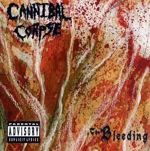 The Bleeding [Musikkassette]