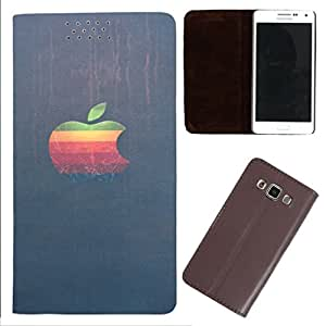 DooDa - For Micromax Canvas Magnus A117 PU Leather Designer Fashionable Fancy Flip Case Cover Pouch With Smooth Inner Velvet
