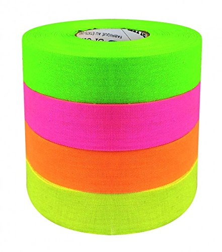 North American Tape Neon Color 24mm/27m, Farbe:neon pink