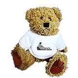 Teddybär mit einem T-Shirt mit der Grafik: Physiotherapeut