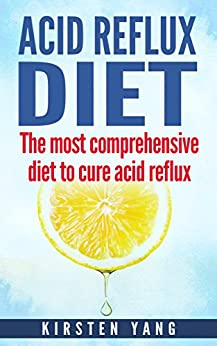 GERD diet and healthy meal plans for acid reflux relief