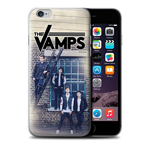 Offiziell The Vamps Hülle / Case für Apple iPhone 6S+/Plus / Pack 6pcs Muster / The Vamps Fotoshoot Kollektion Tagebuch