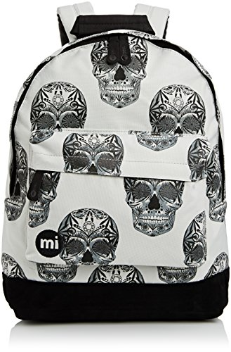Mi-Pac Mono Maritime Rucksack Einheitsgröße Skulls Gris