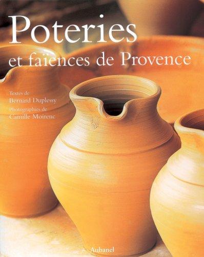Poteries et faïences de Provence