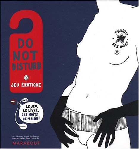 Do Not Disturb par François Hacker, Dany Héricourt, Hervé Jakubowicz