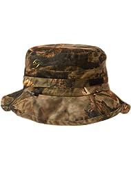 HART Zeta H - Sombrero Impermeable de Caza para Hombre, Color Camuflaje, Talla 56