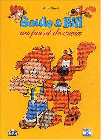 Boule et Bill au point de croix