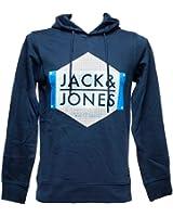 Jack & Jones Door - Sweat-shirt - À capuche - Manches longues - Homme