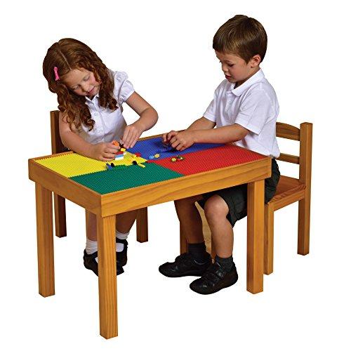 50 Mehrzweck Schreibtisch und Stuhl mit Magnettafel, Plastik, rot / weiß, 77 x 44 x 85 cm (Kunst-tisch Für Kleinkinder)