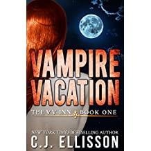 Vampire Vacation: Paranormal Mystery Suspense (The V V Inn Book 1) (English Edition)