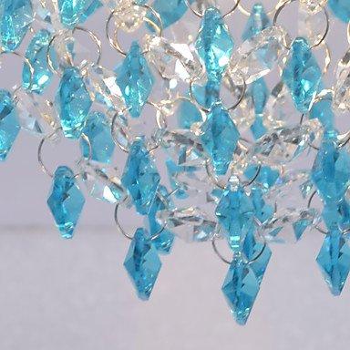 Luces de Techo Cristal / LED / Mini Estilo 1 pieza , 110-120v