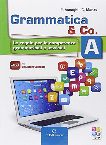 Grammatica & co. Con Palestra INVALSI. Per la Scuola media. Con CD-ROM. Con e-book. Con espansione online: 1