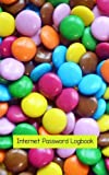 Internet Password Logbook: Handy notebook for all of your internet passwords