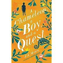 A Chameleon, a Boy, and a Quest (Rwendigo Tales)