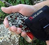 Hand Kettensäge mit Gürteltasche (Kaleas 56011) - 5