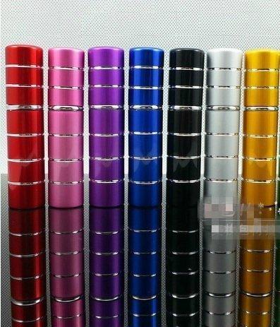 7 X 5ml Rechargeables Parfum Atomiseur atomiseur Après-rasage Voyage Spray Bouteille Multicolore (set de 7 couleurs)