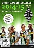 Borussia Mönchengladbach - Die Highlights der Supersaison 2014/2015 (2 DVDs) [Alemania]