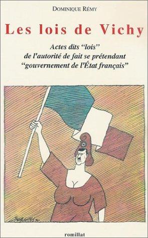 Lois de Vichy