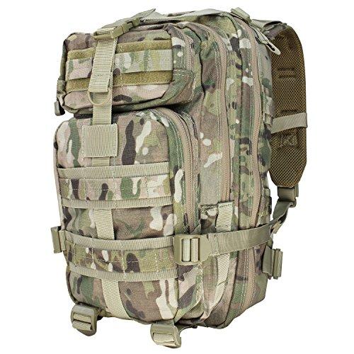 CONDOR 126-008 Compact Modular Style Assault Pack MultiCam -