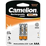 Camelion 6x Batterie AAA 600mAh pour téléphone fixe Siemens Gigaset sx550i, S67H, sx810ISDN, A220, AS285, A510Duo, S810, 455x, CX610, ISDN, S79H C300, A285, s810h, A420, C100, SX440ISDN, sx810A, E500A, SX445, ISDN, C150, A600, 450x, c385duo , C610H, C595, C610, C300A Duo, C59H, A400, C590, Panasonic prw110, KX tg8561, KX-prs110tg6522, KX, KX-FP207tg6721, Telekom T-Sinus 502DECT, A205, 501i, 300i, 103, A404, ca34, a503i, Philips cd2901, sd4911, AVM FritzFon C3